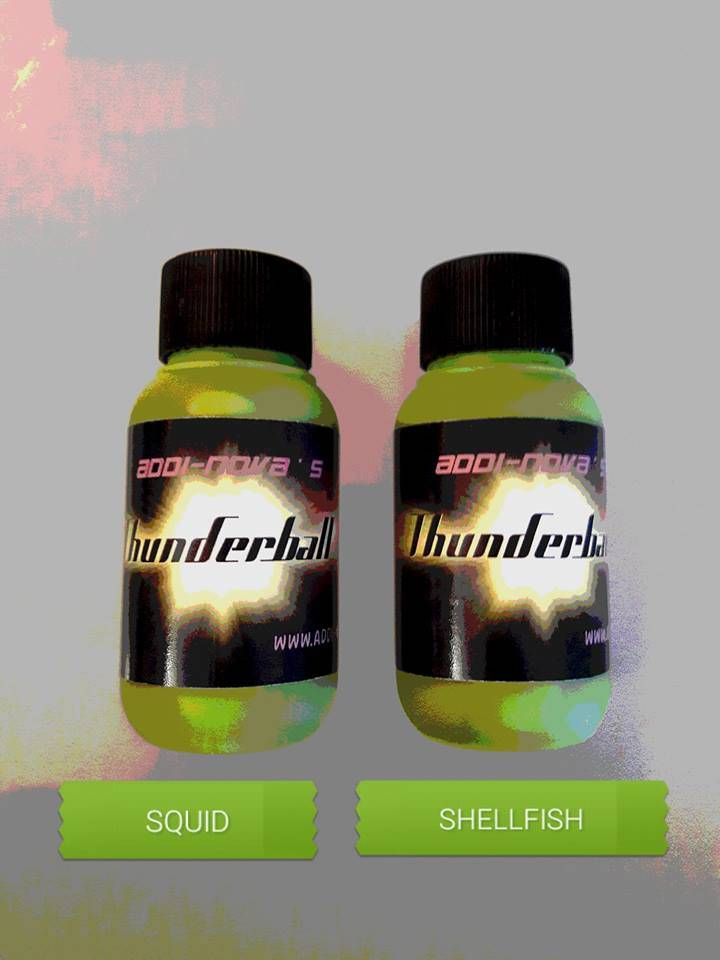 NIEUW THUNDERBALL SHELLFISH  & SQUID COMPOUNDS