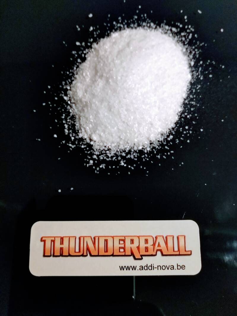THUNDERBALL APPETIZER PRO - SECRET       PURE AMINO CRISTALS