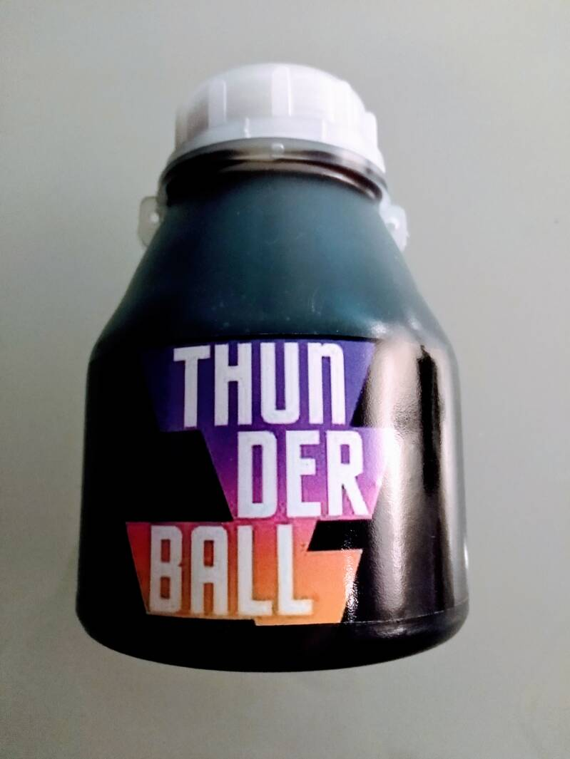 THUNDERBALL KRILL SPECIAL SUPER ADDITIEF VOOR PELLETS EN BOL 250ml