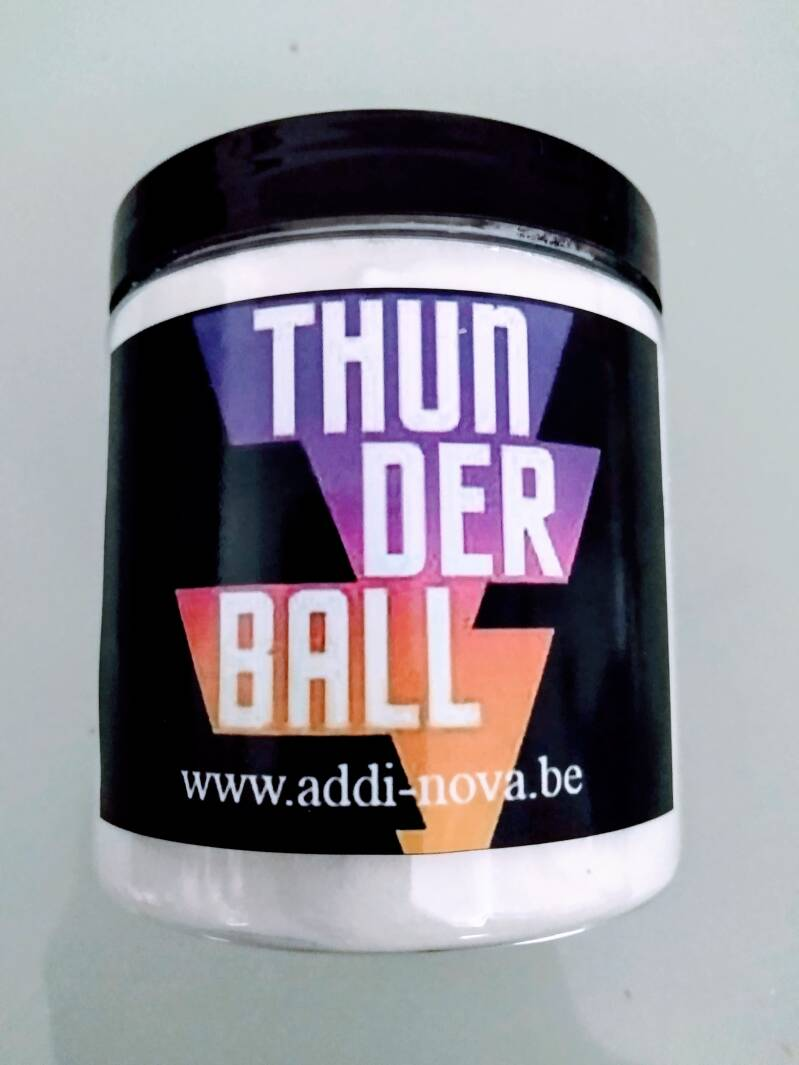 THUNDERBALL POWER SWEET APPETIZER (SUPERZOET  POEDER) 100g
