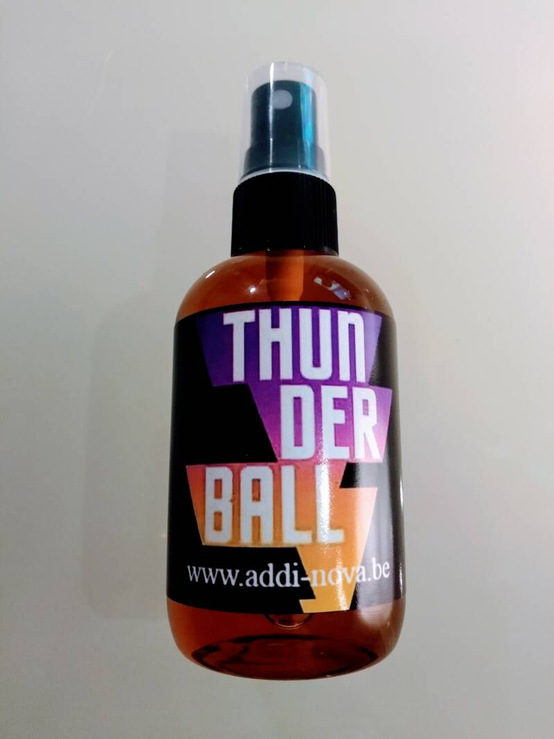 THUNDERBALL CREAMY CHOCOLATE 100ml SPRAY