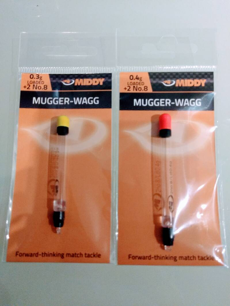 MIDDY MUGGER WAGGS - MINI WAGGLERS VOOR PELLET OF MAIS