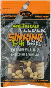 HAAKAAS METHOD FEEDER SINKING SHELLFISH & VANILLA