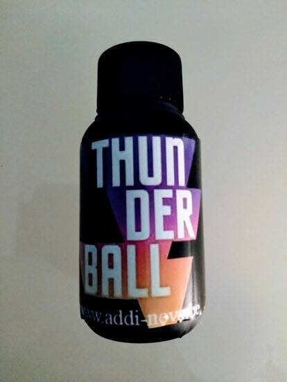 THUNDERBALL STRAWBERRY (AARDBEI) CREAM EXTREME 50ml
