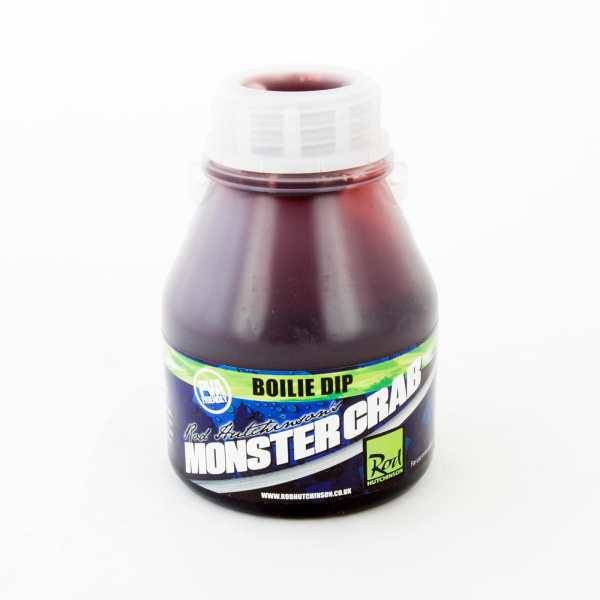 RH LEGEND MONSTERCRAB PELLET & MINIBOILLIE DIP  250ml