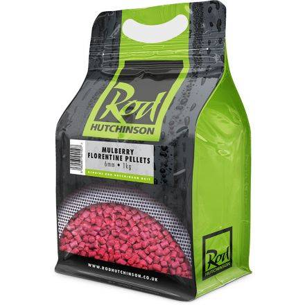 MULBERRY FLORENTINE PELLETS 6mm     900g