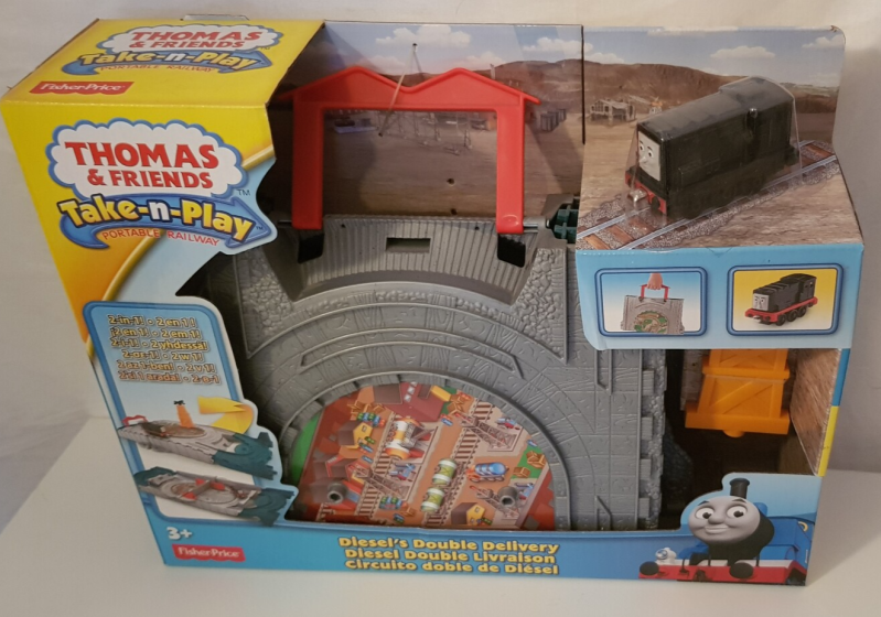 Thomas & Friends diesel's double delivery
