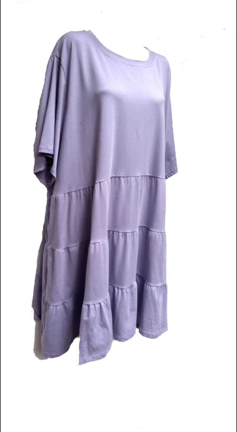 Tuniek one size lila