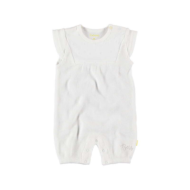 21077-001 Playsuit Waffle - BESS
