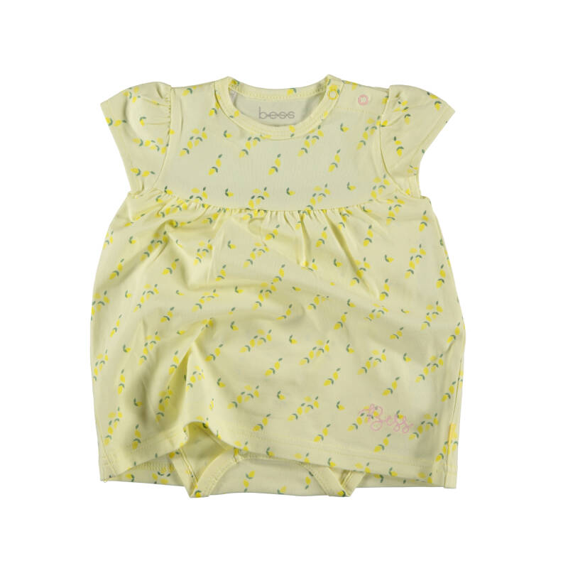 21080-010 Dress romper AOP Lemons - BESS
