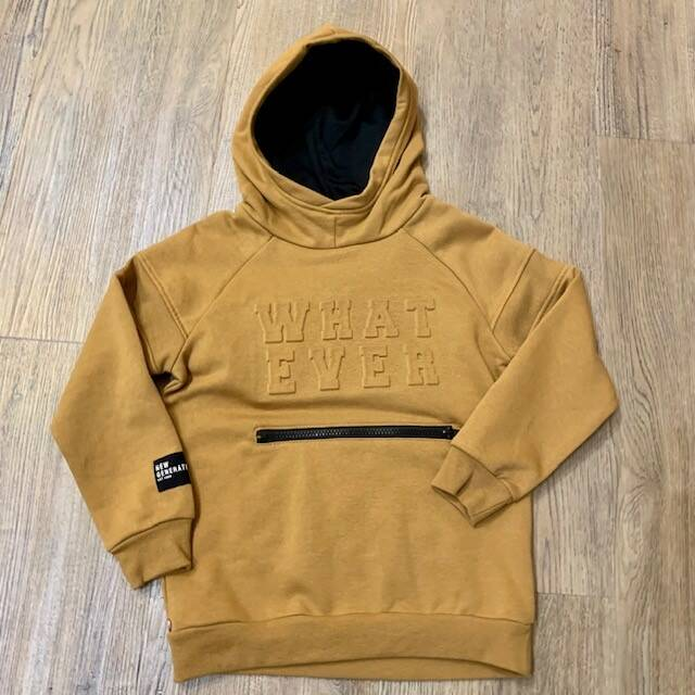 Hoodie What Ever - Name it