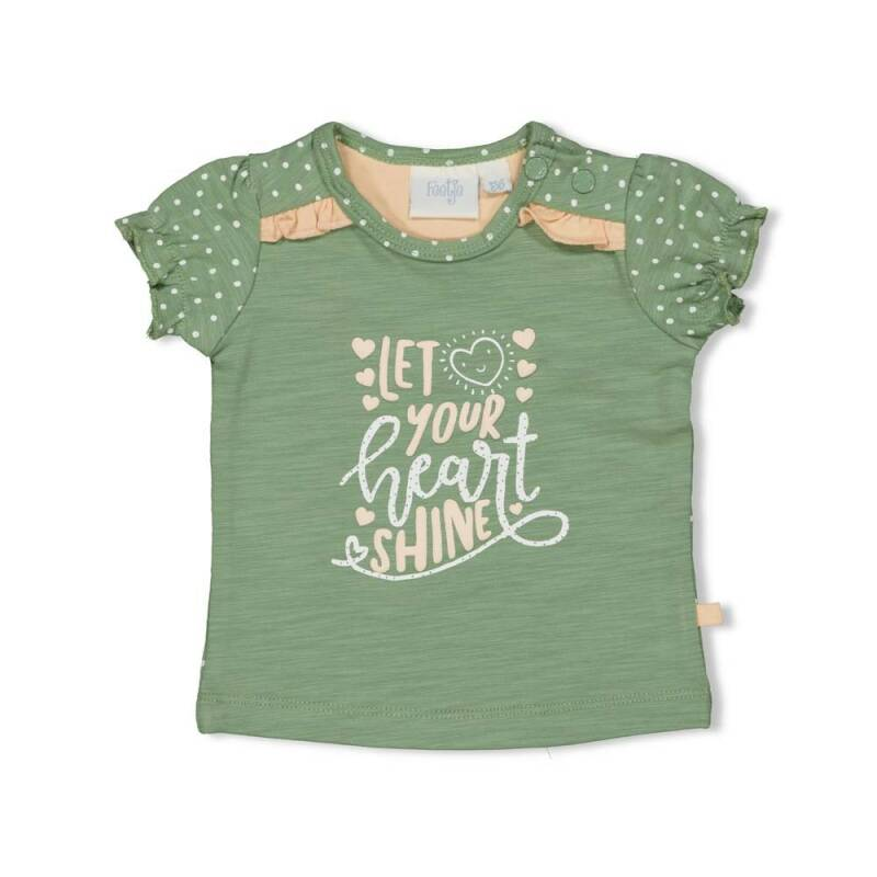 51700648 T-shirt Shine - Hearts