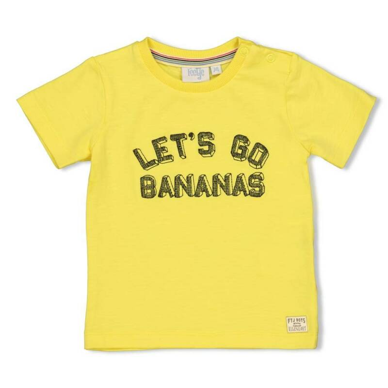 51700636 T-shirt Let's go - Playground