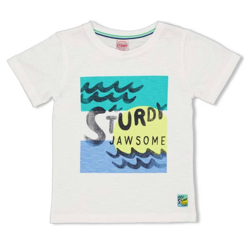 71700325 T-shirt Sturdy - Smile & Wave