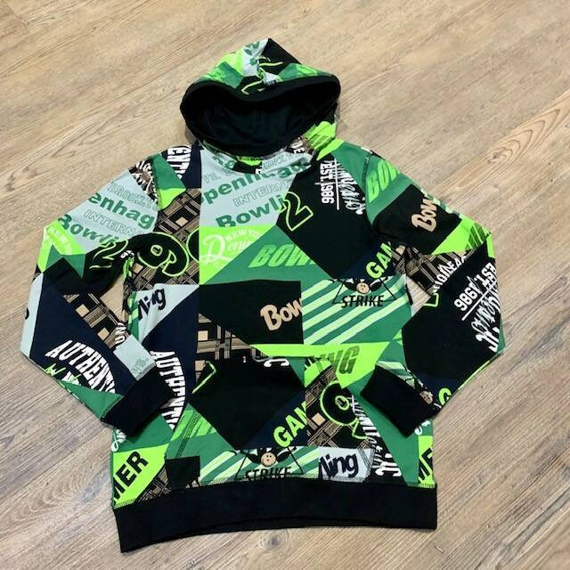 Hoodie All over print - Name it