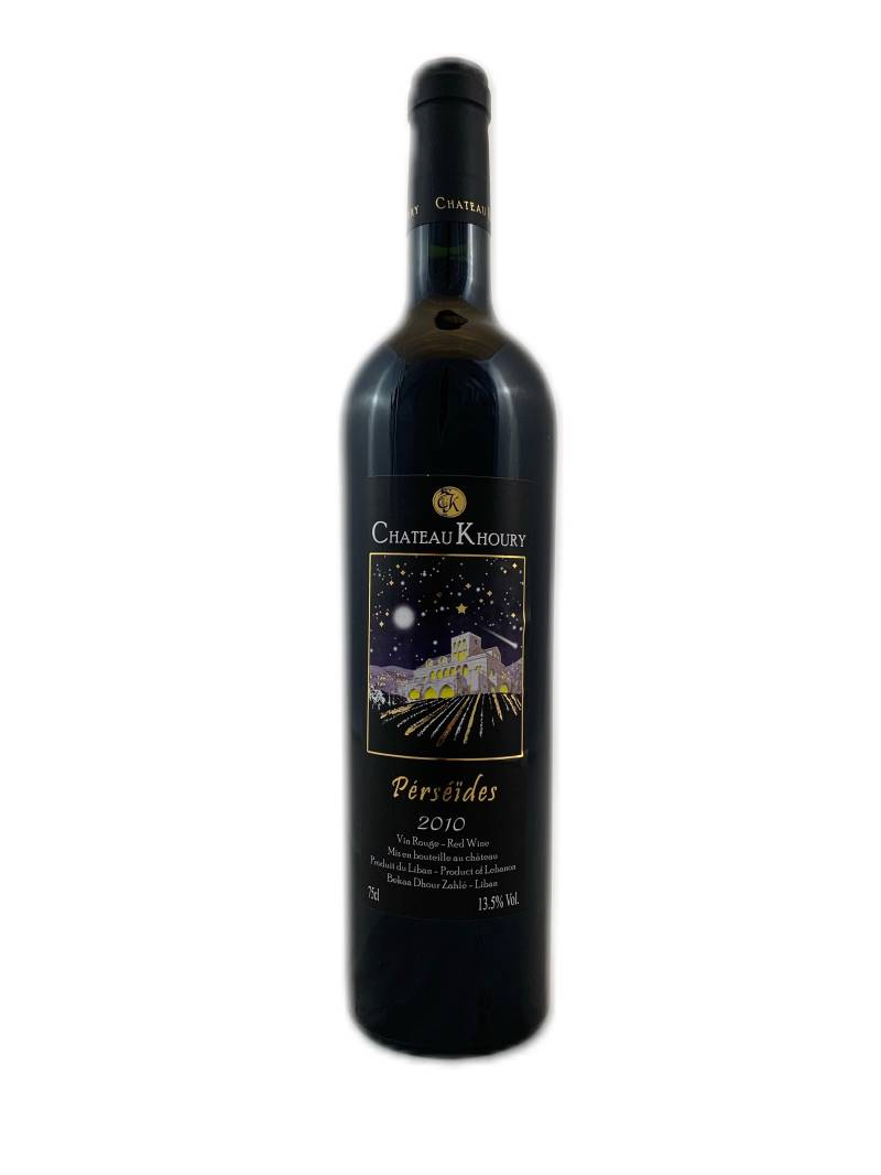 Château Khoury Perseïdes 2010 - Bekaa Valley