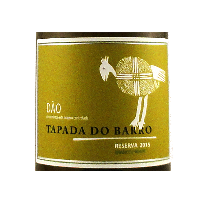 Tapada do Barro 'reserva white' 2017 - Dão
