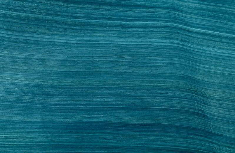 Silk Abaca - 017 - Turquoise Green