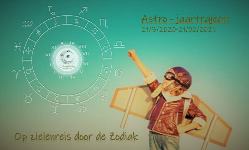 03/21/2020 Astro jaartraject 10 workshops + afsluitweekend
