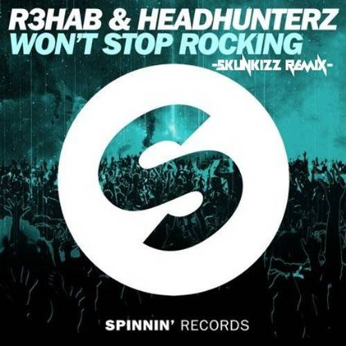 R3HAB & Headhunterz - Won't Stop Rocking (SkunkiZz Remix)