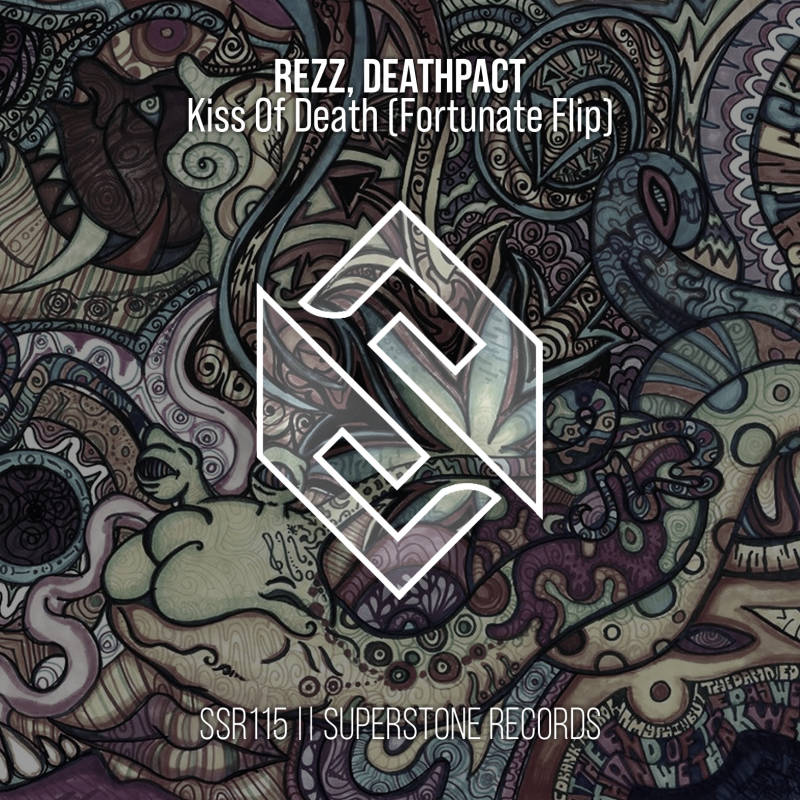 REZZ & Deathpact - Kiss Of Death (Fortunate Flip)