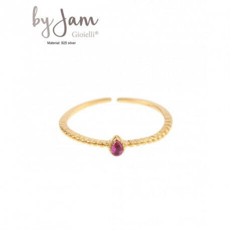 Ring Pink - By Jam Gioielli