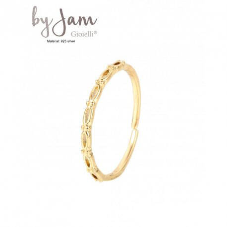 Ring Gold - By Jam Gioielli