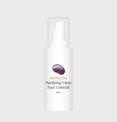 Purifying clear face control
