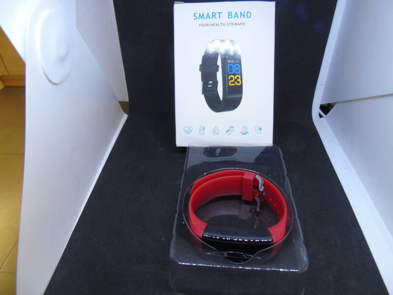 Smart band IP115 ROOD 100% RES