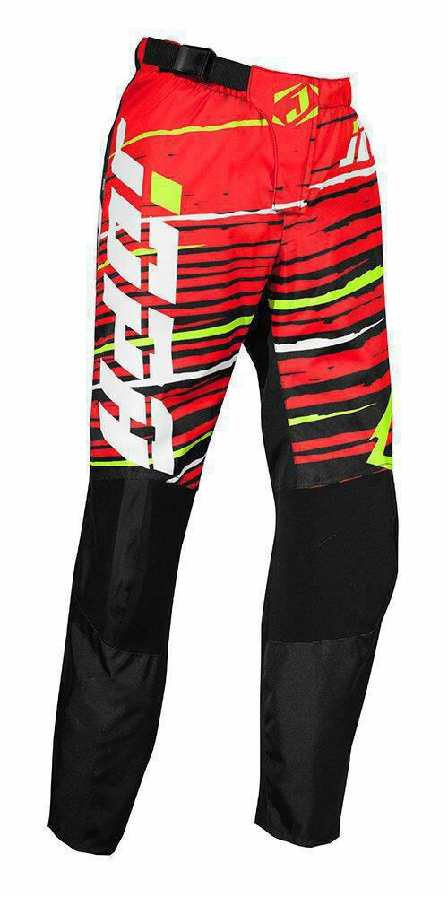 Jopa MX-Pants 2018 Pulse Red-Neon Yellow