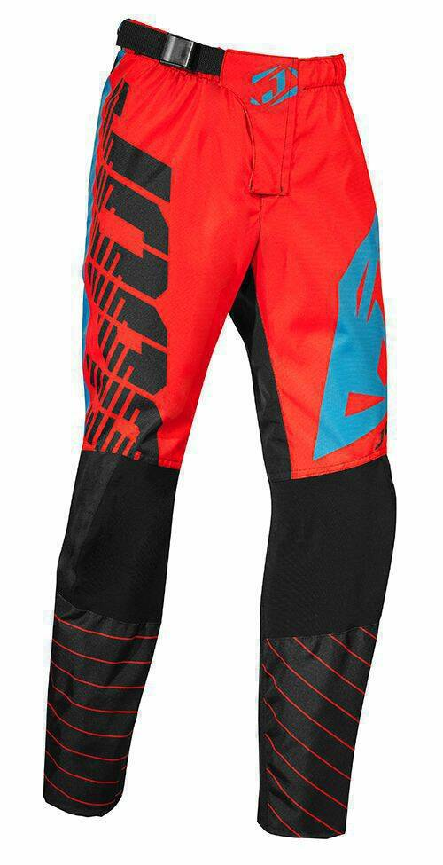 Jopa MX-Pants 2018 Sonic Black-Red