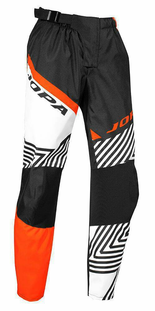 Jopa MX-Pants 2018 Stellar Black-Orange