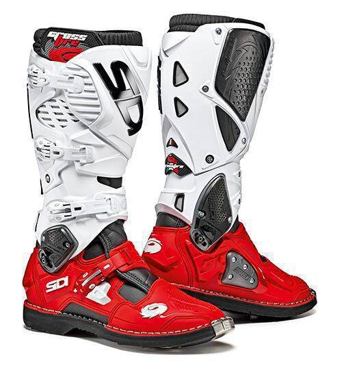 Sidi Crossfire 3 Black-Red-White
