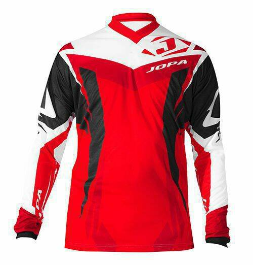 Jopa MX-Jersey 2018 Exo Red-White