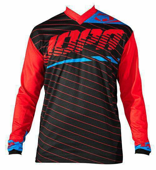 Jopa MX-Jersey 2018 Sonic Black-Red