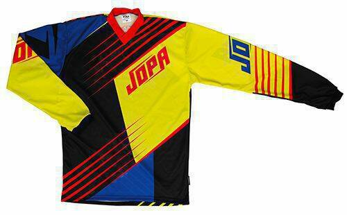 Jopa MX-Jersey 2019 Strife NEON Yellow-Black-Red
