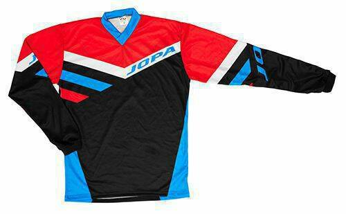 Jopa MX-Jersey 2019 Devision Black-Red