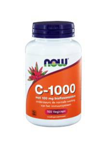 NOW  Vitamins - Vitamine C 1000 mg