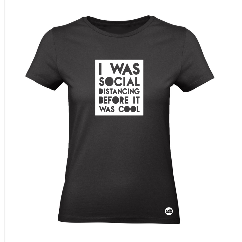 Social distancing before it was cool (dames)