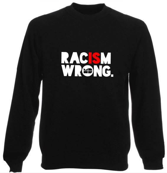 Racism is Wrong Sweater