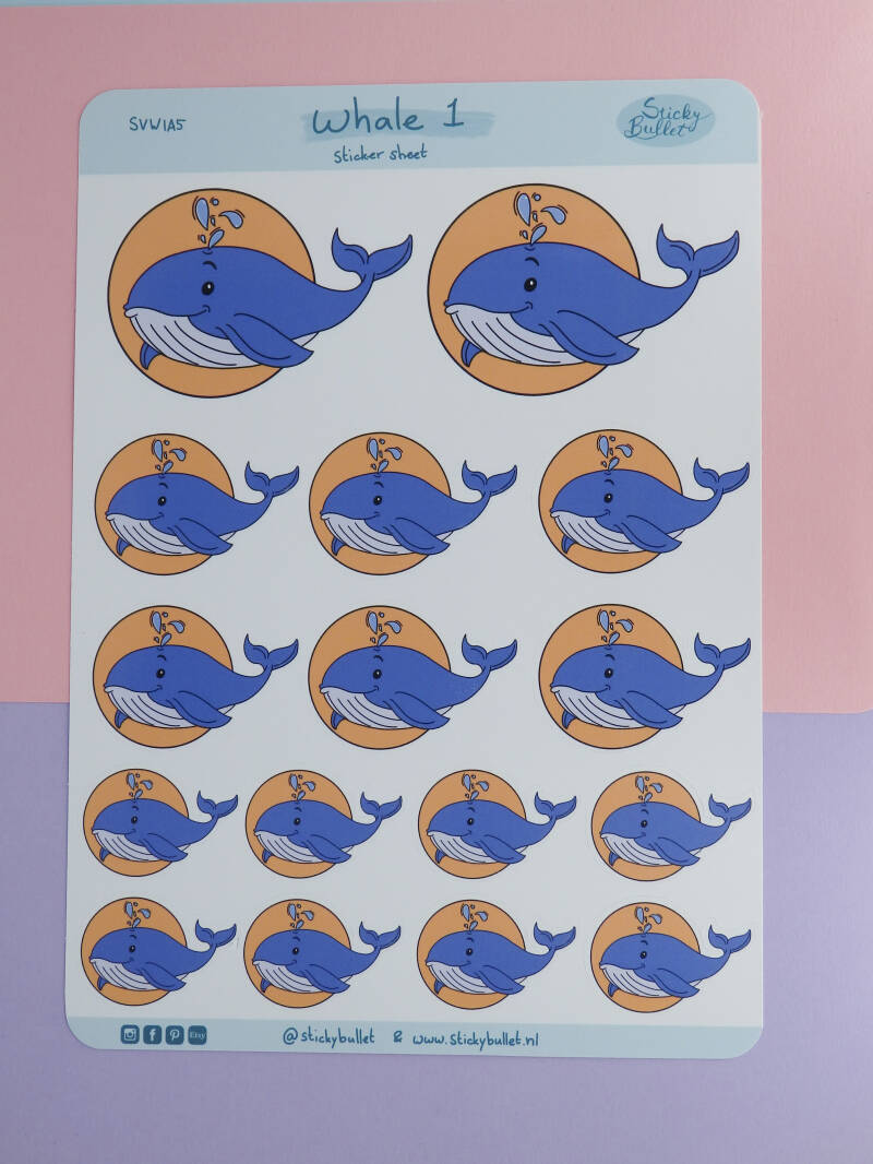 Stickers | Whale