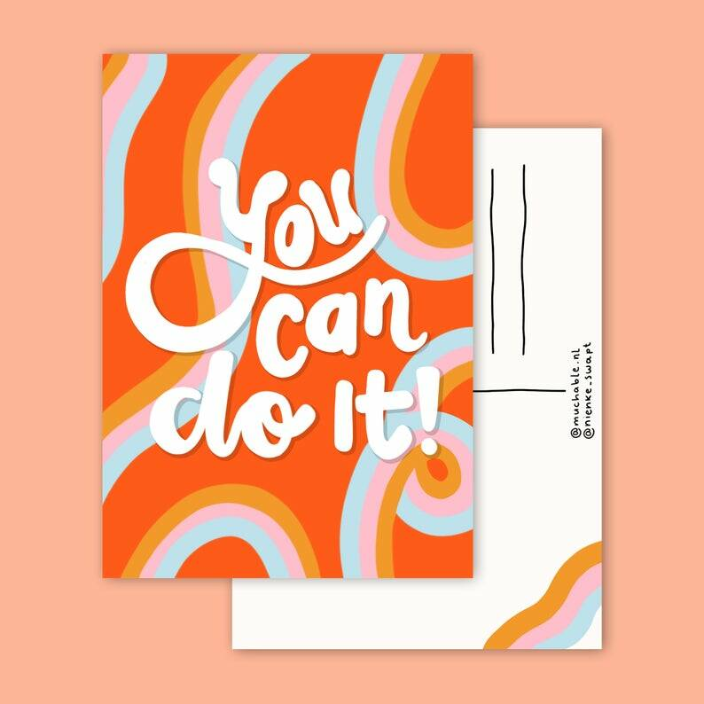 Kaart | You can do it
