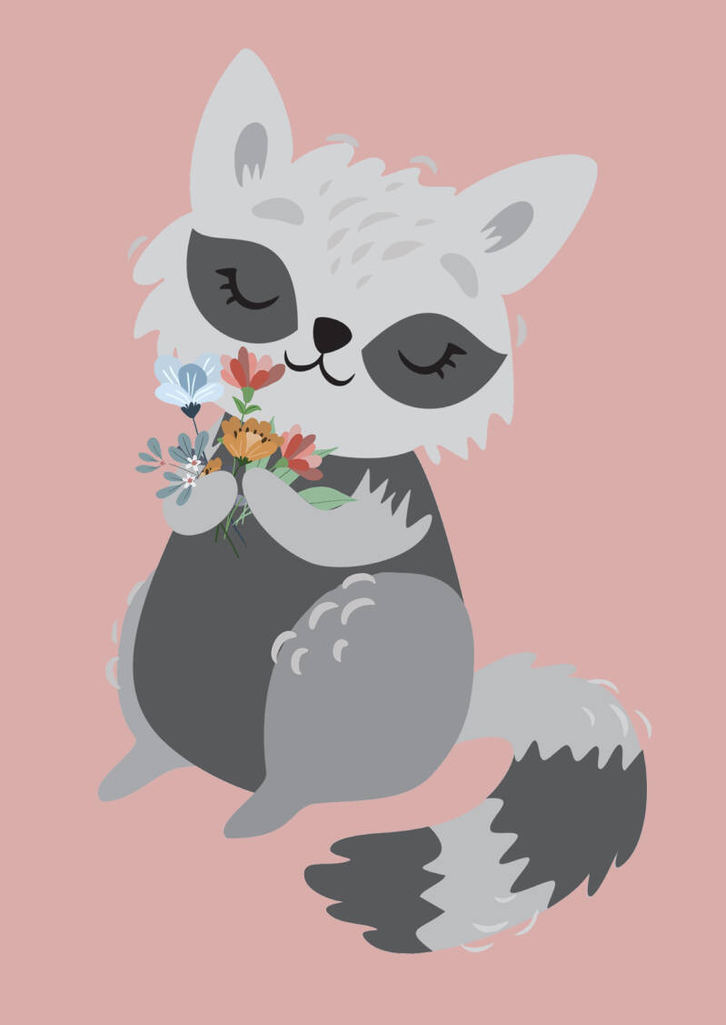 Kaart | Raccoon