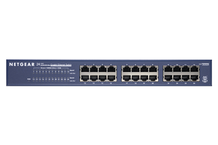 Netgear Unmanaged Gigabit Switch (GSxxx & JGSxxx)