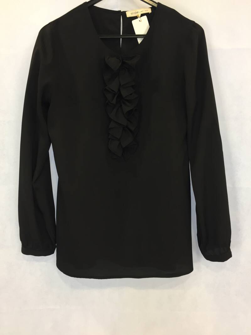 AAIKO RUCHES BLOUSE