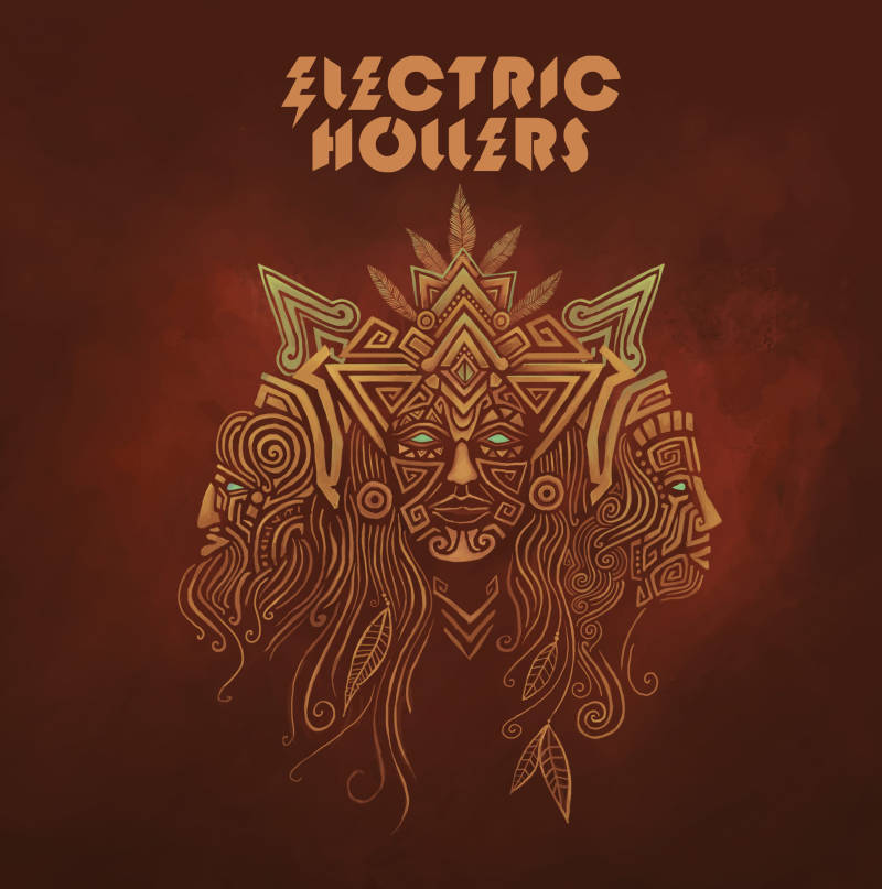 Electric Hollers - Electric Hollers (LP)