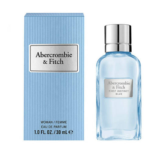 Abercrombie & Fitch First Instinct Blue Woman Edp spray