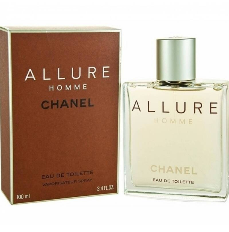 Chanel Allure Homme EDT Heren 100 ml