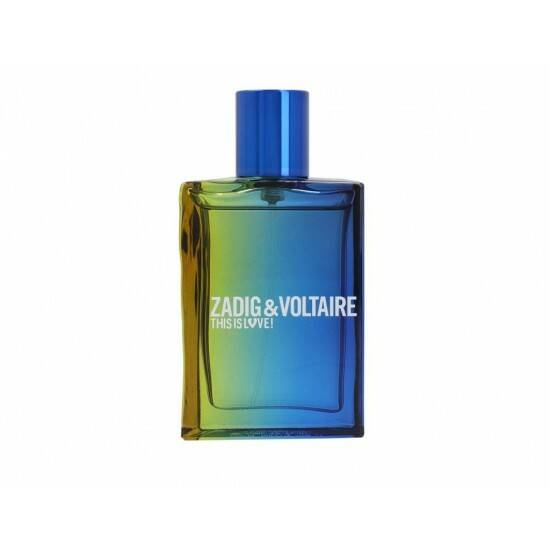 Zadig & Voltaire This Is Love! For Him Edt Spray 30ml