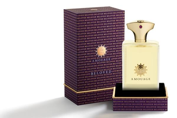 Amouage Beloved Man Eau de Parfum 100 ml